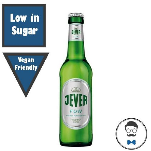 Jever Fun Low Alcohol Pilsner (0% ABV)